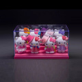 Acrylic Toy Display Multi-Level Showcase Organizer