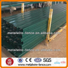 CE certificate high quality metal fence post