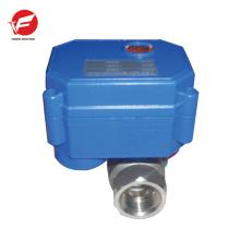 A válvula de controle motorizada elétrica 12v mais durável