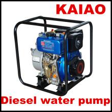 2, 3, 4 pouces modèle d'équipement agricole Irrigation Diesel Pompe à eau