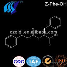 Preço de fábrica para Z-Phe-OH / N-Cbz-L-fenilalanina cas 1161-13-3 C17H17NO4