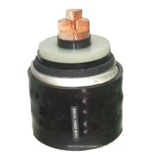 Tension jusqu'à 35kv Câble d'alimentation en PVC / XLPE
