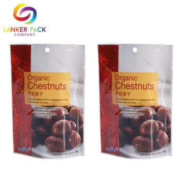 High Qaility Custom Printed BRC Snack Food Packaging