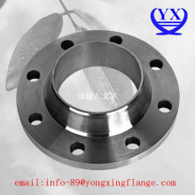 forged DIN2631 weld neck steel flanges