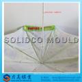 Multi-полости пластичная впрыска пляжный зонтик плесень/плесень