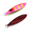 MJL001 New artificial bait speed fishing lure metal jig lure