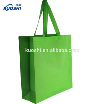 Fashionable cheap laminated non woven bags with customized logo