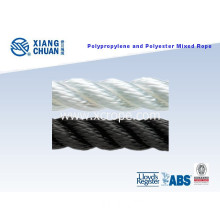 ABS Approved Mixed Rope / Polypropylene Rope / Polyester Rope