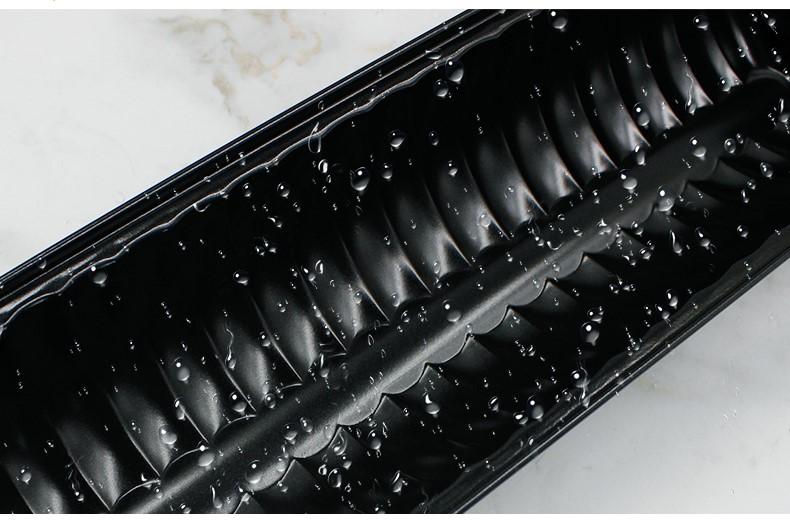 Nordic Ware Nonstick Aluminum Cinnamon Bread & Almond Loaf Pan (19)