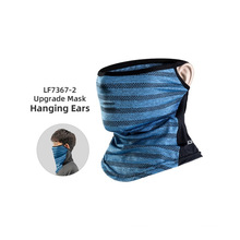 Rockbros Summer Sun Protection Cycling Headwear Women Scarves Men Absorb Sweat Breathable Scarf Running Cycling Mask