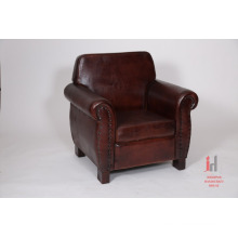 Leather Vintage Sofa