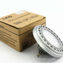 Gute Qualität und wettbewerbsfähige Preise hohe Lumen 11W 12V AC DC, G53 Basis Lichter 2800k-3200k, 4000k-4500k, 6000k-6500k, 800lm