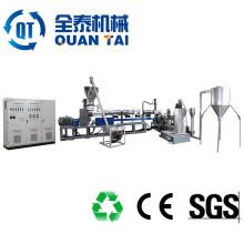 Linha de produção usada Máquina de reciclagem de plástico para granulação