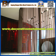 China Supplies Stainless Steel Ball Chain String Curtain