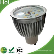 Samsung 5630 MR16 GU10 5W LED luz do ponto