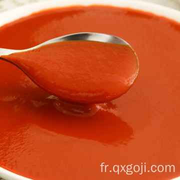 Concentré de jus de Goji sain sans additif organique