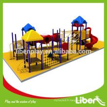Customiz Children School Daycare Jeux d'extérieur, équipement d'aire de jeux commercial d'extérieur pour enfants à vendre
