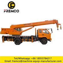 2017 Hot sale T-King Truck Mounted Crane