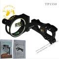 5 pin Bow sight,cnc 6061-T6 machined,0.029