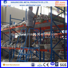 Steel Q235 Storage Shelves for Fabric Rolls (EBIL-CBHJ)