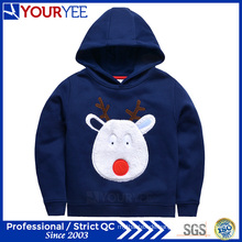 China-Fabrik-Versorgungsmaterial Soem-gutes Qualitäts-Säuglingsbaby-Sweatshirt (YBY120)