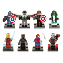 High Quality ABS Hero Mini Figures 10258552