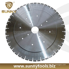 Diamond Horizontal Saw Blade for Granite Marble Cutting (S-DS-1026)