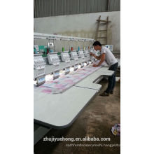 YUEHONG Flat embroidery machine for sale
