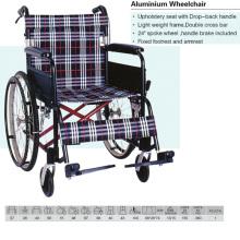 Handle Brake Aluminum Wheelchair
