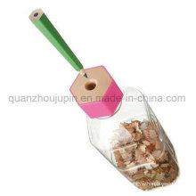 OEM Plastic Water Bottle Cap Pencil Sharpener