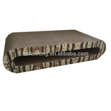Factory Directly Sale corrugated cardboard Cat Scratchers made in China CT-4007 MORE BENEFITS