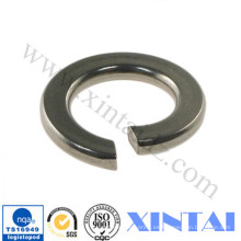 Acero inoxidable 304 Arandela plana palpada de zinc arandela DIN125 DIN127