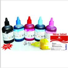 Tinta de sublimación tinta de transferencia de calor para R290 / R230 Epson impresora hecha en coreano