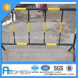 Galvanized barrier