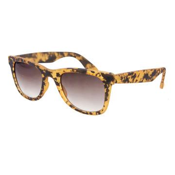 Lunettes de soleil de qualité unissexe élégante et élégante à la mode Designer simple avec UV400