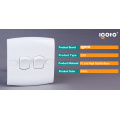 2 Gang 1 Way Electrical Appliance Wall Switches