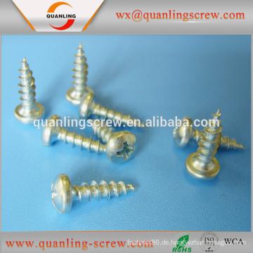 Großhandel aus China Fabrik Edelstahl Spanplatten Schraube selbstschneidend