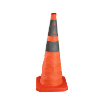 Durable collapsible reflective Traffic Safety Cone