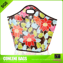 Mode Blüte Chilly Tote (KLY-CB-0046)