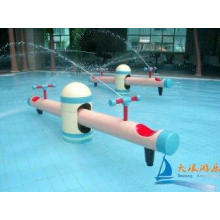 Water playground equipment   Seesaw Kids Play for kids with