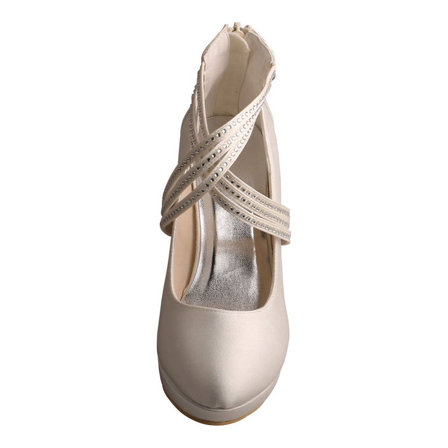 Online Vintage Bridal Shoes