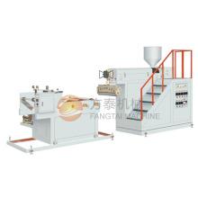 Máquina de la película de estiramiento Ft-600 de una sola capa (CE)