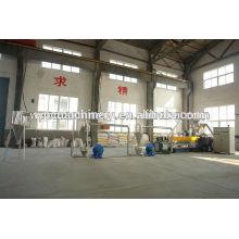 Holz-Kunststoff-Granuliermaschine Holz Kunststoff-Granulat Herstellung Maschine