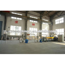 wood plastic granulating machine wood plastic granules making machine