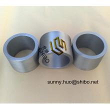 Melhor Qualidade Tzm Molibdênio Tubo, Tzm Alloy Tubulação a Preço de Fábrica