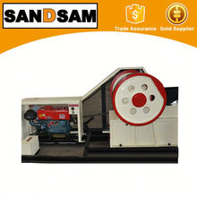 New type and hot sale small Diesel Engine jaw crusher
