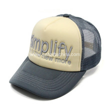 Promotional Mesh Trucker Caps With Logo Printed