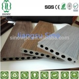 Sinowpc WPC outdoor waterproof decking co-extrusion wpc decking