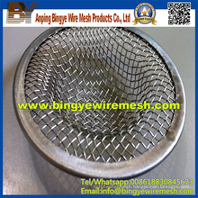 Anping Supplier Stainless Steel Round Filter Caps