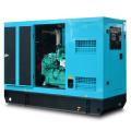 Water-cooled Open Frame Type Yuchai Engine 50kva Generator